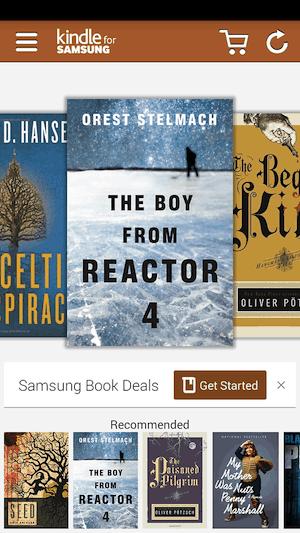 Kindle For Samsung