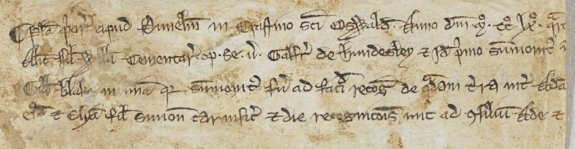 document-manuscrit