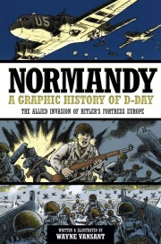normandy comics