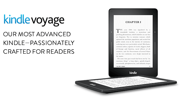 Description Kindle Voyage