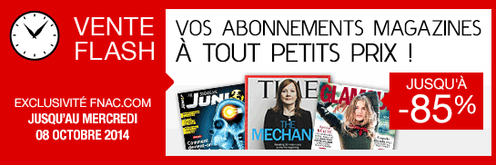 abonnements presse reduction