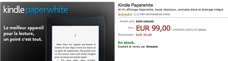Kindle paperwhite discount coupon