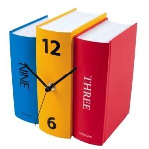 horloge-livre