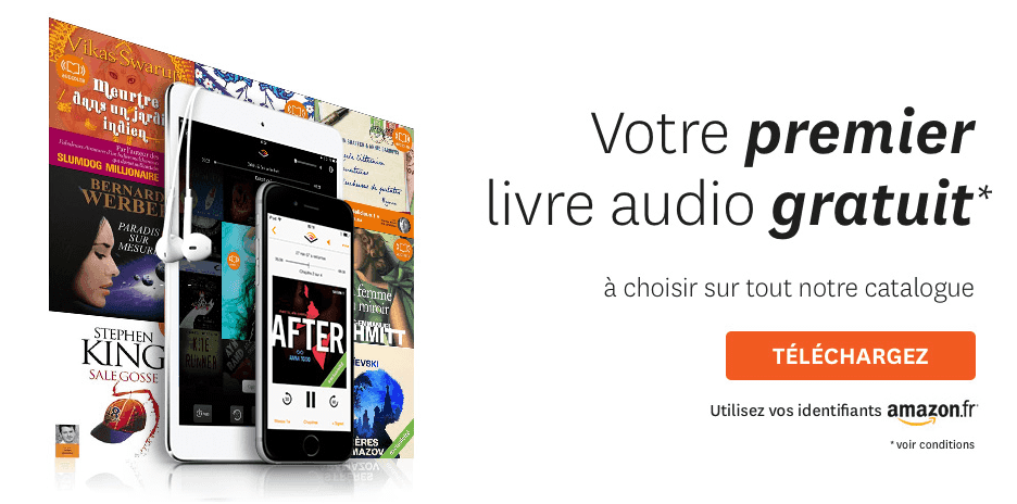 audible en france