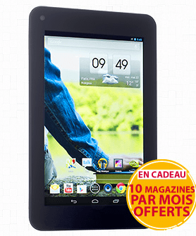 cybook tablet chez relay