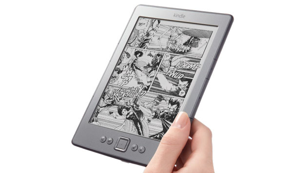 bande dessinee kindle