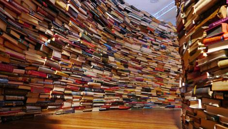 nombreux livres