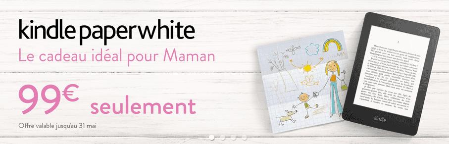 kindle-paperwhite-fete-des-meres-2015
