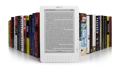 un livre numérique / ebook