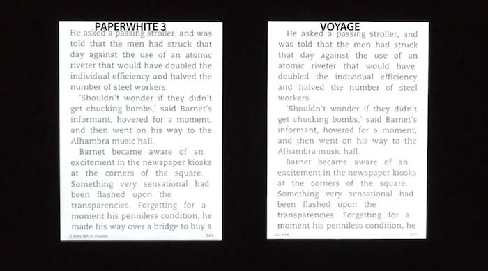 comparaison-eclairage-kindle-paperwhite-3-voyage