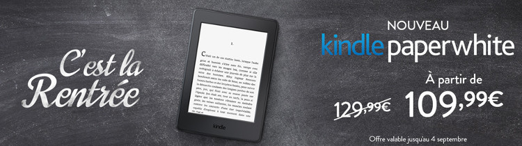 kindle-paperwhite-rentree-2015-109-euros