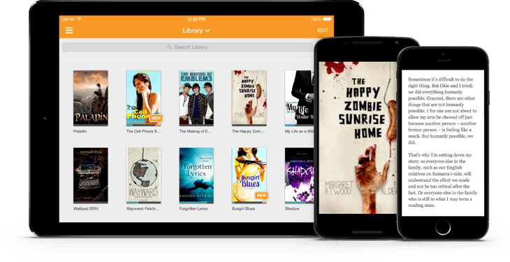 wattpad-mobile-tablette