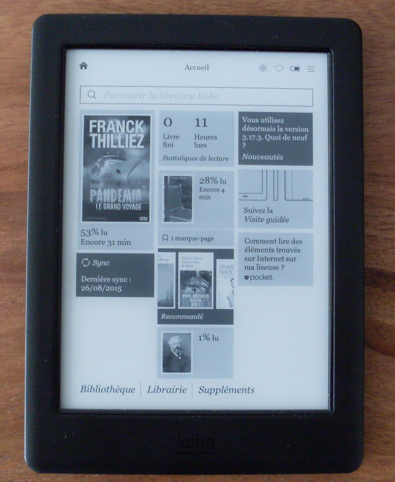 Kobo-Glo-HD-interface