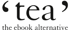logo TEA the ebook alternative
