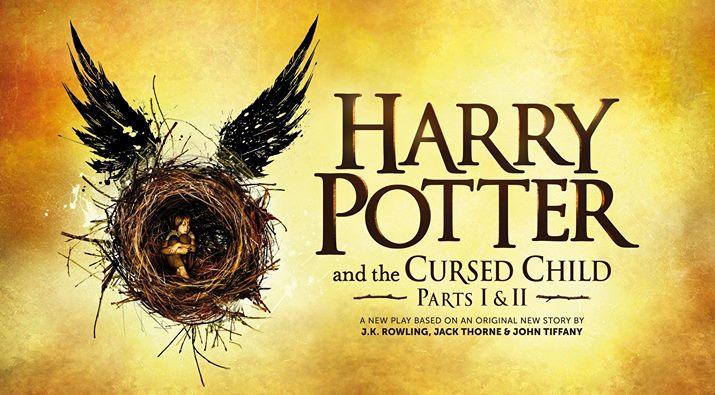 Harry Potter and the Cursed Child pat I & II - pièce de théâtre
