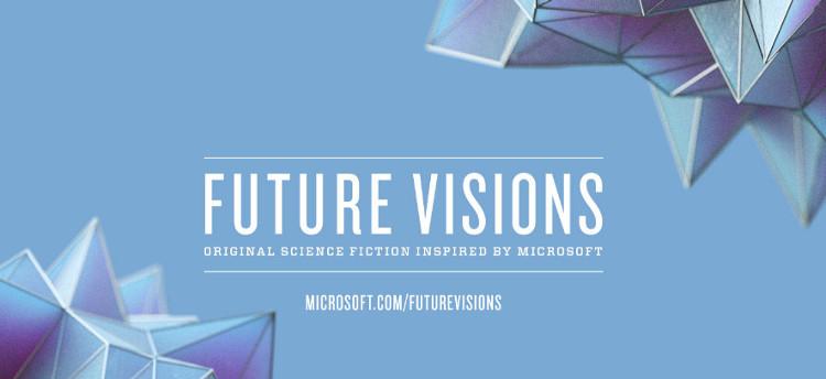 """Recueil de nouvelles SF gratuit """"Futur visions"""""""