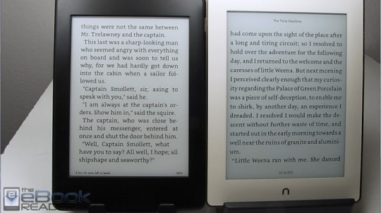Nook-Glowlight-Plus-vs-Kindle-Paperwhite-2015