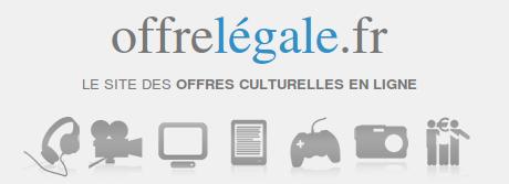 site offrelegale.fr logo