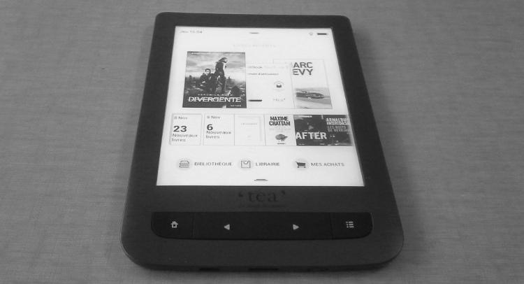 Liseuse Tea Touch Lux 3