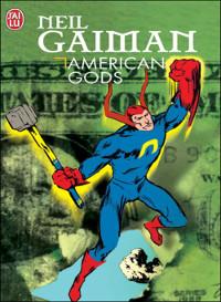 American Gods édition française J'ai Lu