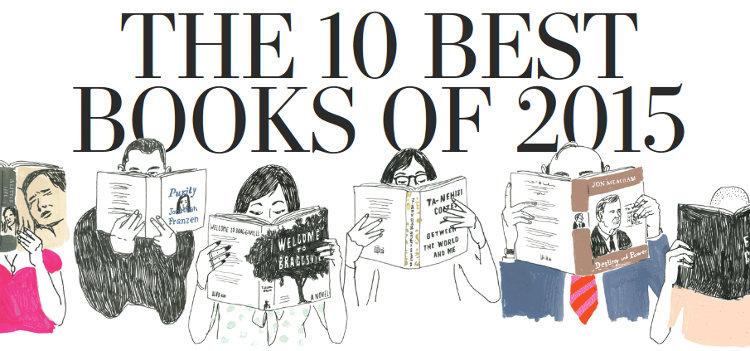 Les meilleurs livres de 2015 pour le Washington Post