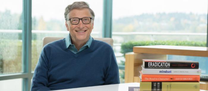 Meilleurs livres 2015, Bill Gates