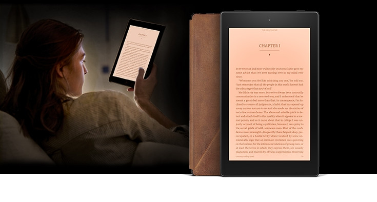 Tablette Amazon Fire 8 Reader's Edition