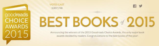 Goodreads meilleurs livres 2015