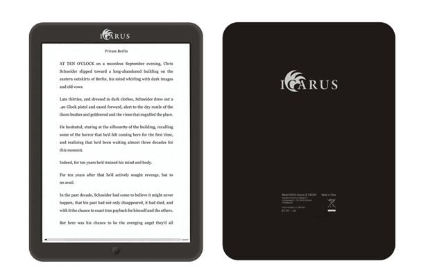 liseuse 8 pouces Android Icrus Illumina XL