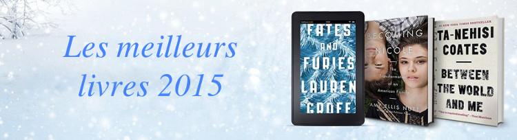 Meilleurs livres de l'année 2015