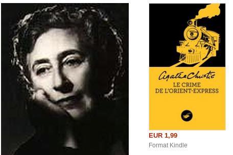 Agatha Christie et le Crime de L'Orient Express en ebook