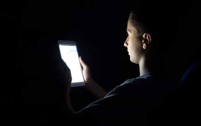 iPad : utilisation la nuit