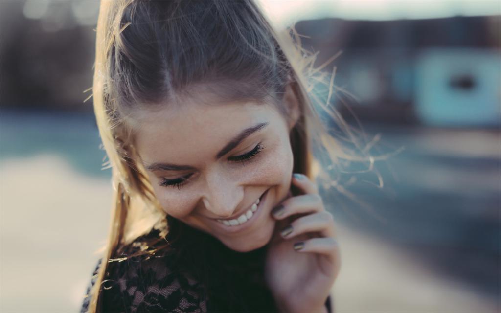 sourir pour rester en bonne santé