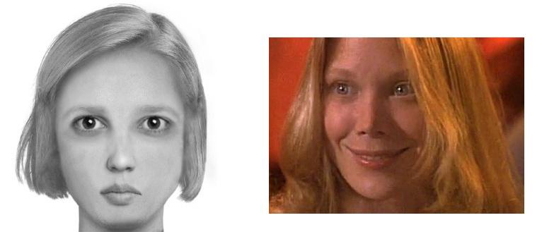 Carrie (Stephen King) et Sissy Spacek