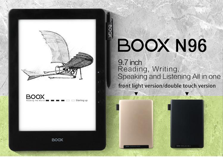Liseuse Onyx Boox N96