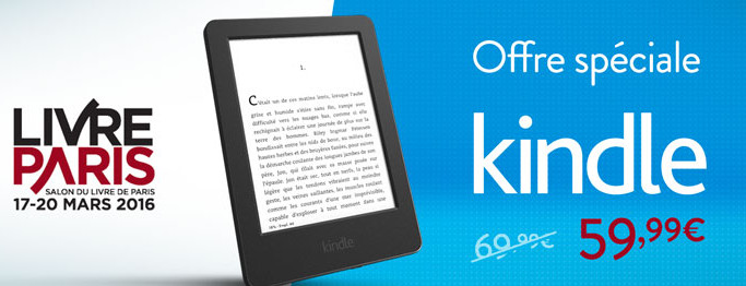 Promotion Kindle