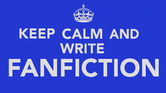 écrire fanfiction