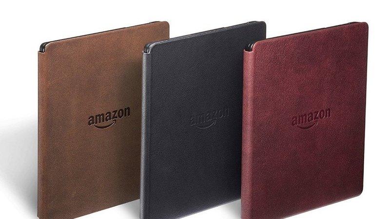 Différentes couvertures Kindle Oasis