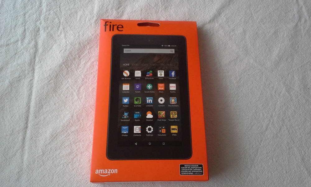 Testing The Fire Tablet By Amazon