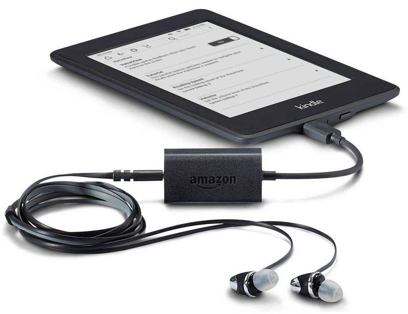 Kindle Audio Adapter