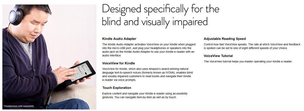 kindle audio adapter