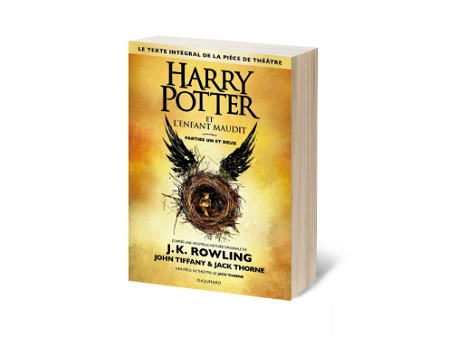 couverture livre harry potter 8