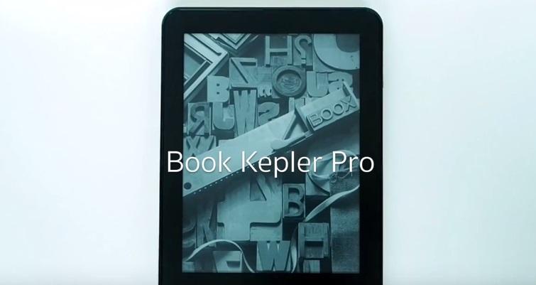 video Onyx Boox Kepler Pro