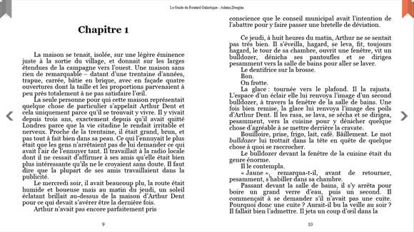 logiciel lire ebook windows bilbiovore
