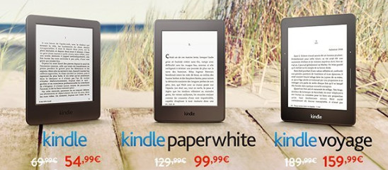 Promo kindle juin 2016