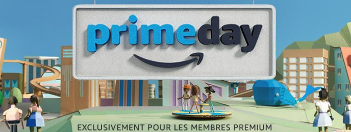 Amazon Prime Day réductions