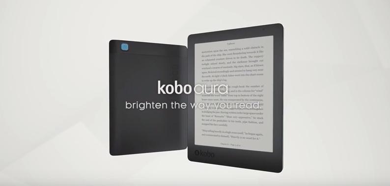 liseuse Kobo Aura 2