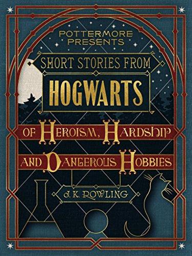 Hogwarts ebook nouvelles jk rowling