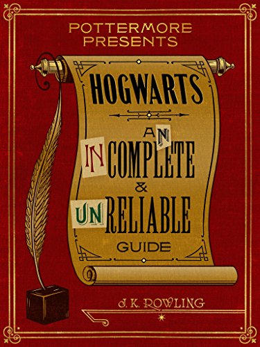 hogwarts guide ebook jk rowling
