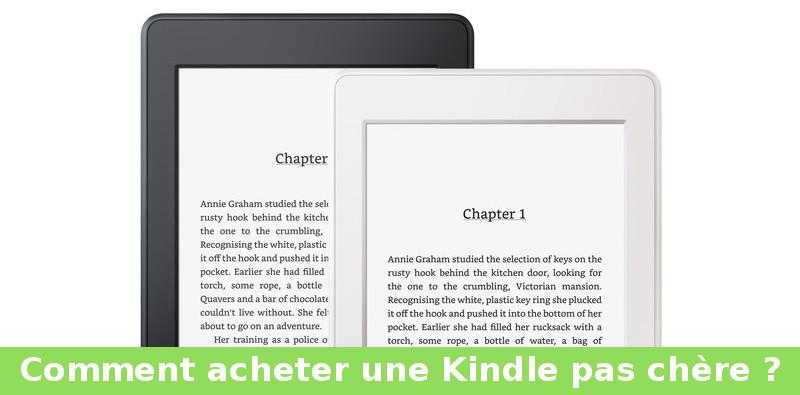 acheter une liseuse Kindle Pas chère